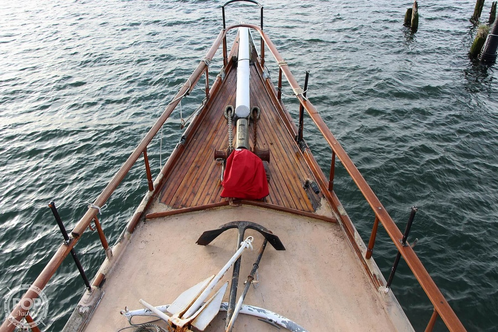 1893 Union Ironworks boat for sale, model of the boat is 109 & Image # 5 of 40