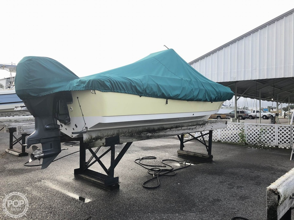 2009 Tidewater boat for sale, model of the boat is 1900 & Image # 27 of 40