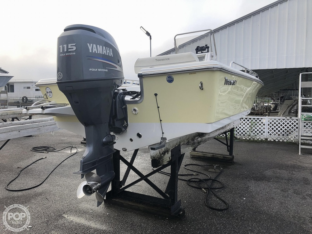 2009 Tidewater boat for sale, model of the boat is 1900 & Image # 39 of 40
