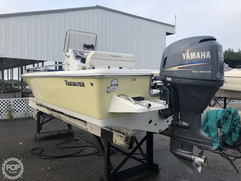 2009 Tidewater boat for sale, model of the boat is 1900 & Image # 40 of 40