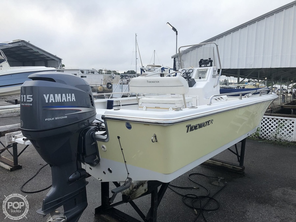 2009 Tidewater boat for sale, model of the boat is 1900 & Image # 3 of 40
