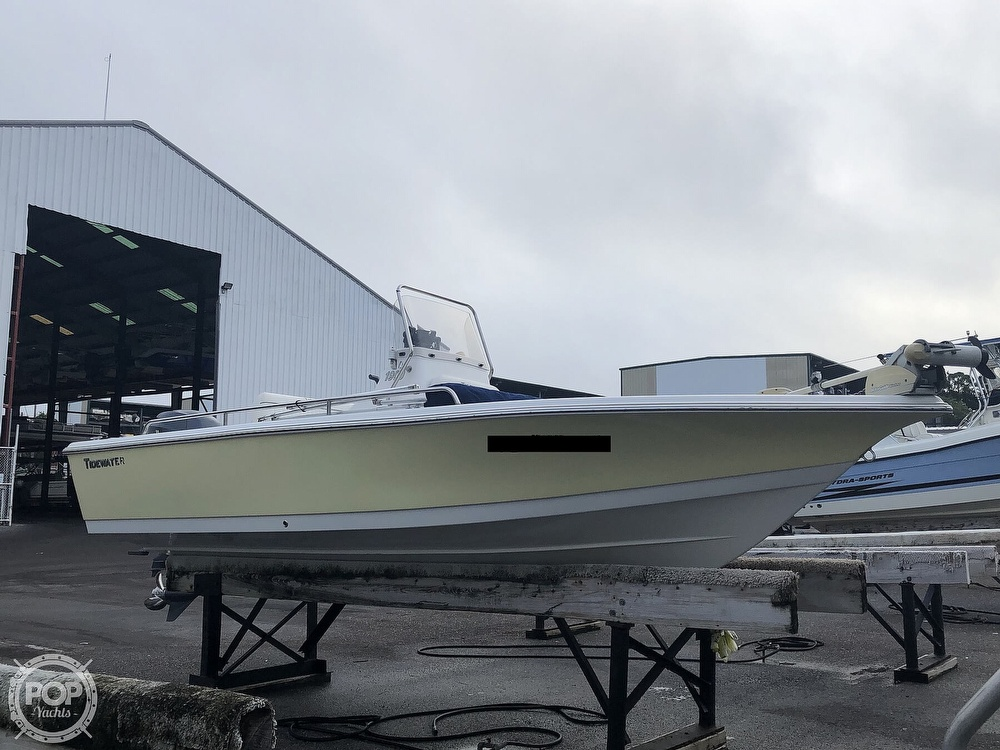 2009 Tidewater boat for sale, model of the boat is 1900 & Image # 9 of 40