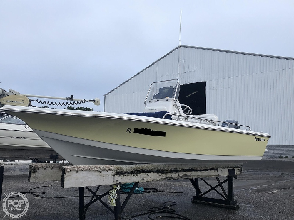 2009 Tidewater boat for sale, model of the boat is 1900 & Image # 5 of 40