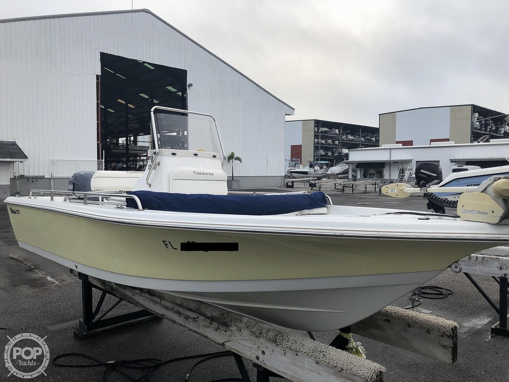 2009 Tidewater boat for sale, model of the boat is 1900 & Image # 10 of 40