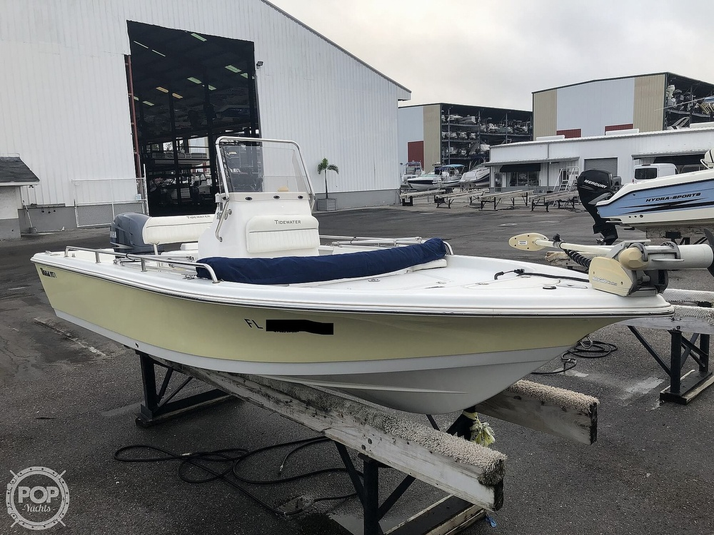 2009 Tidewater boat for sale, model of the boat is 1900 & Image # 11 of 40