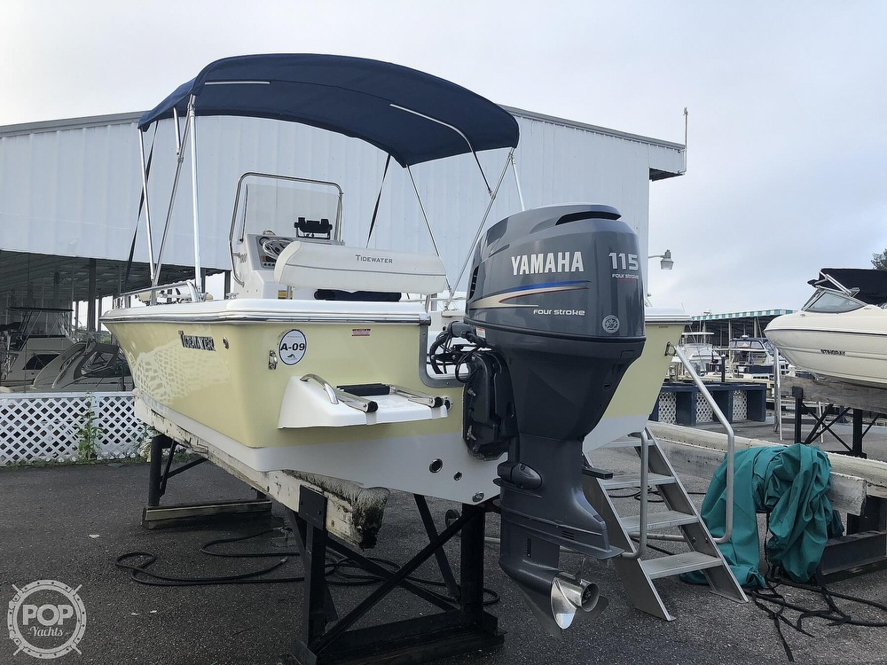 2009 Tidewater boat for sale, model of the boat is 1900 & Image # 12 of 40