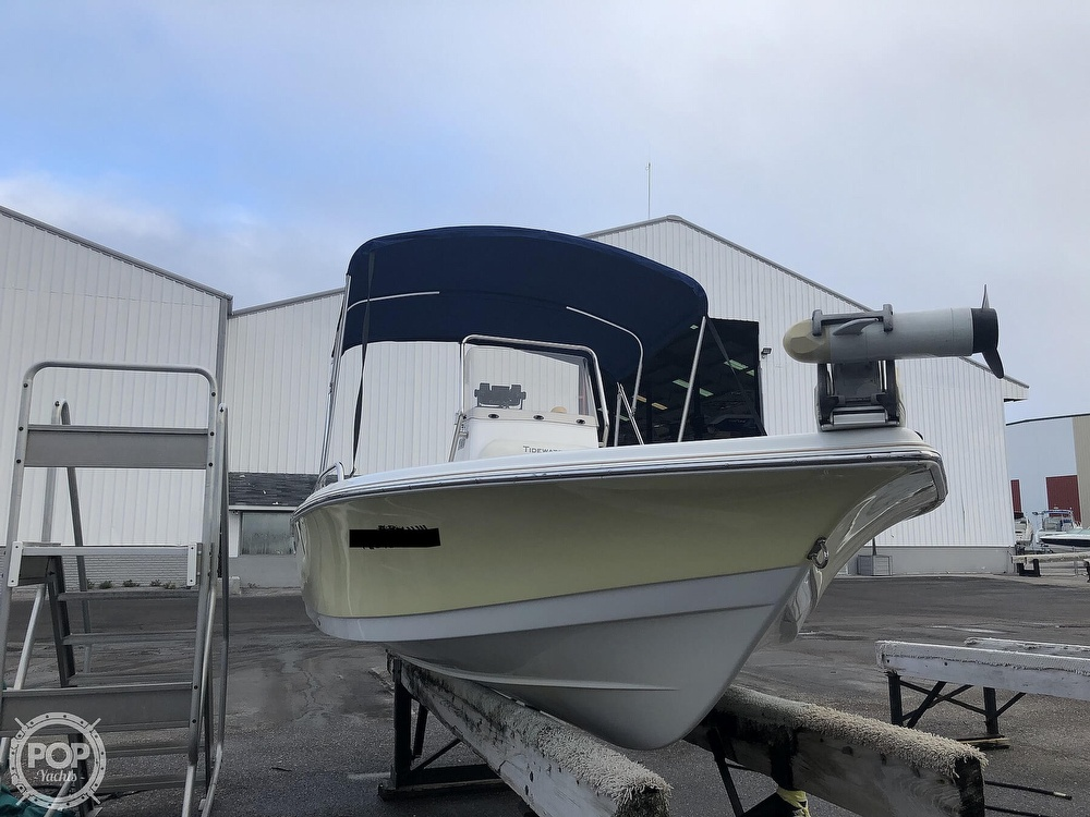 2009 Tidewater boat for sale, model of the boat is 1900 & Image # 15 of 40