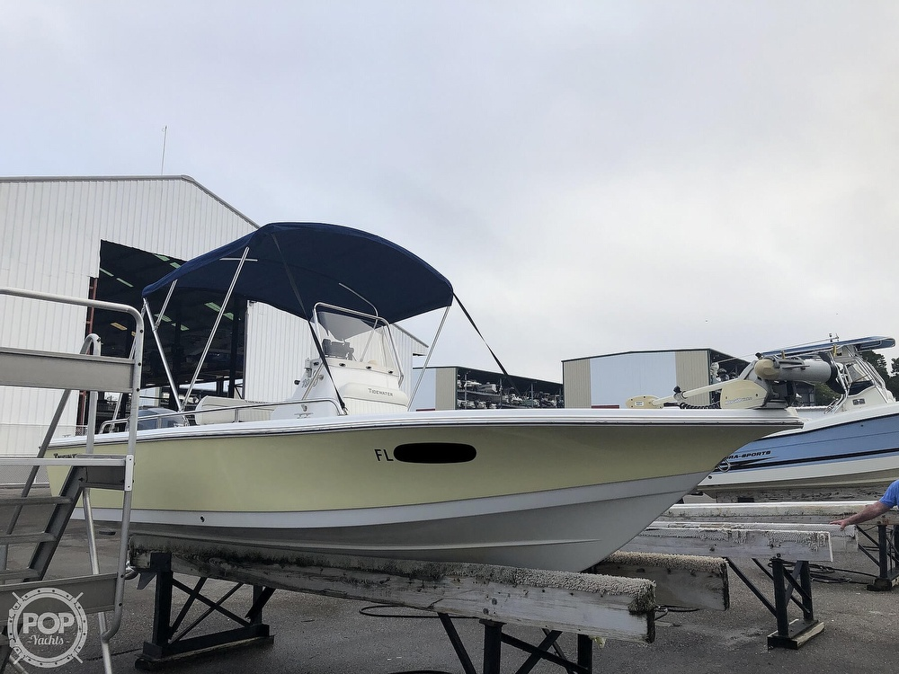 2009 Tidewater boat for sale, model of the boat is 1900 & Image # 16 of 40
