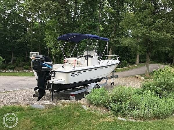 2004 Boston Whaler boat for sale, model of the boat is 190 Nantucket & Image # 6 of 41