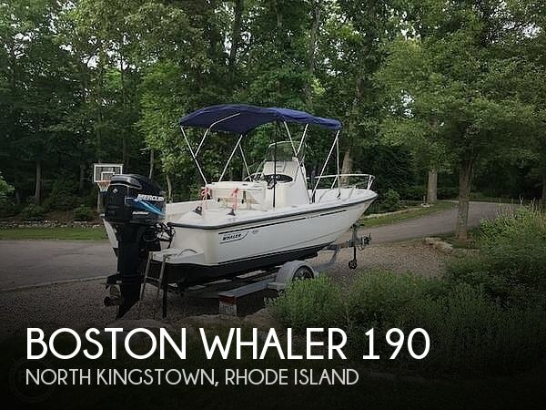 Used Boston Whaler 19 Boats For Sale by owner | 2004 Boston Whaler 190