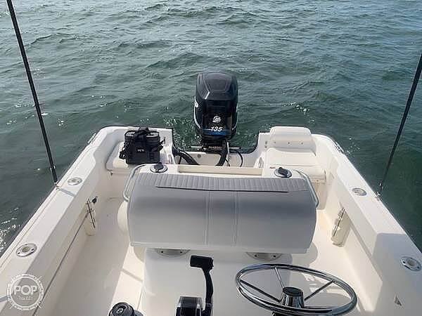 2004 Boston Whaler boat for sale, model of the boat is 190 Nantucket & Image # 7 of 41