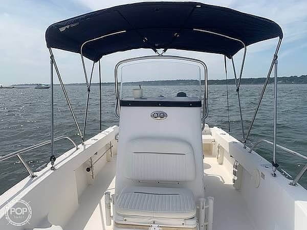2004 Boston Whaler boat for sale, model of the boat is 190 Nantucket & Image # 9 of 41