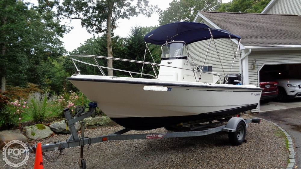 2004 Boston Whaler boat for sale, model of the boat is 190 Nantucket & Image # 3 of 41