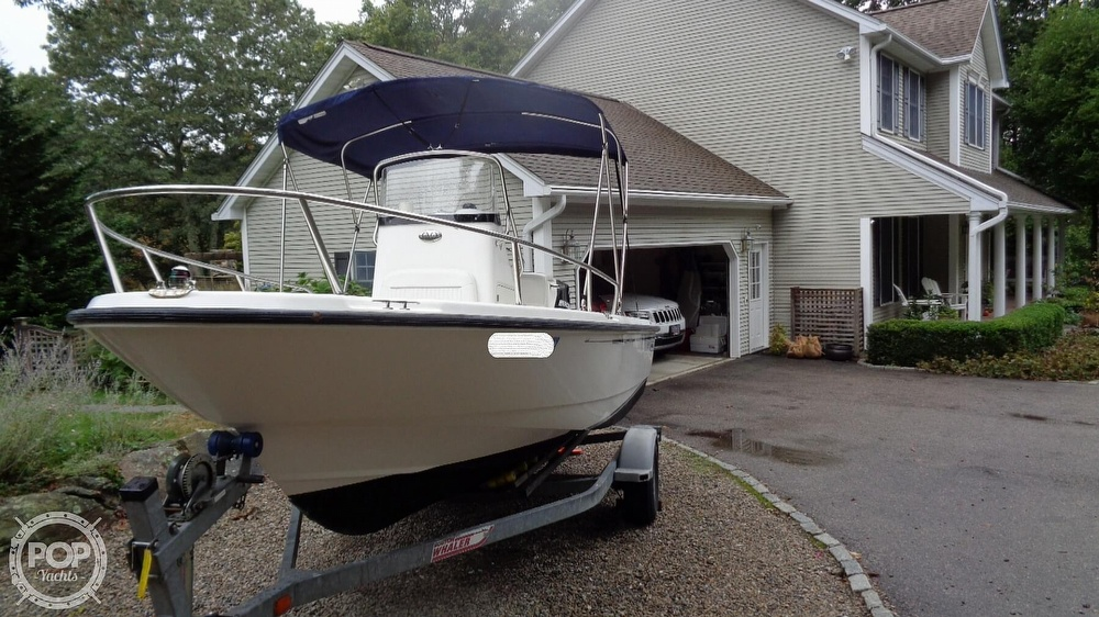 2004 Boston Whaler boat for sale, model of the boat is 190 Nantucket & Image # 10 of 41