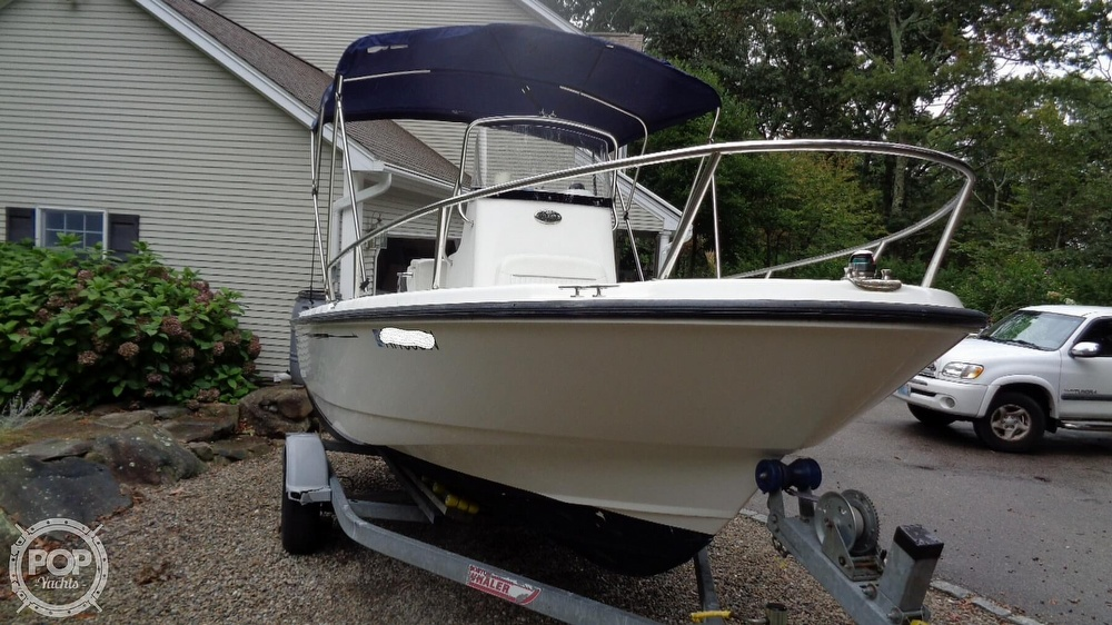 2004 Boston Whaler boat for sale, model of the boat is 190 Nantucket & Image # 2 of 41