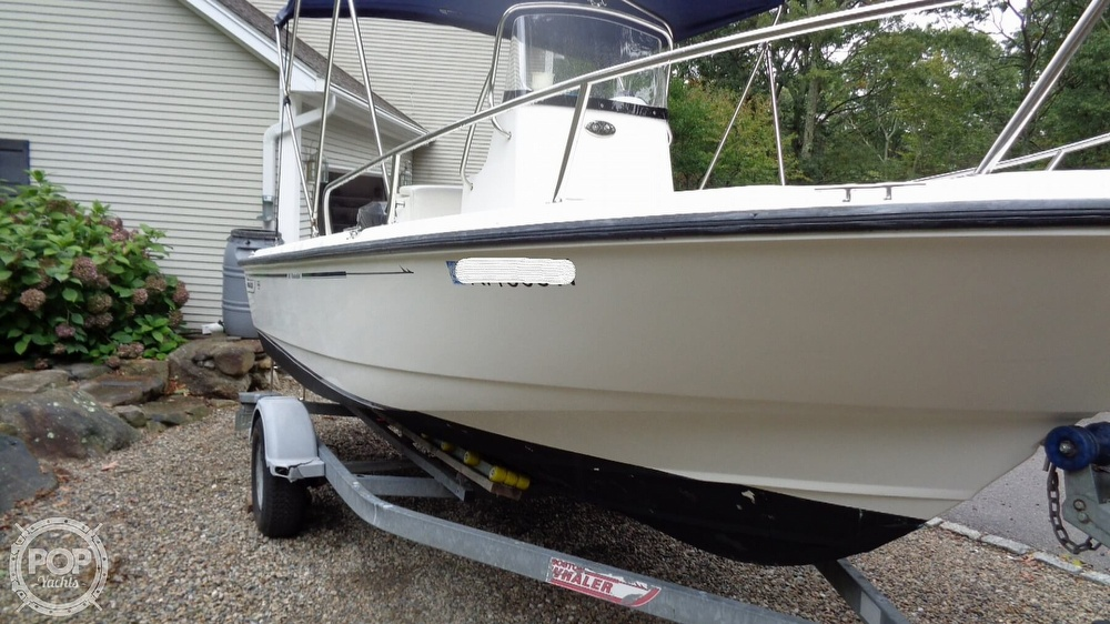 2004 Boston Whaler boat for sale, model of the boat is 190 Nantucket & Image # 11 of 41