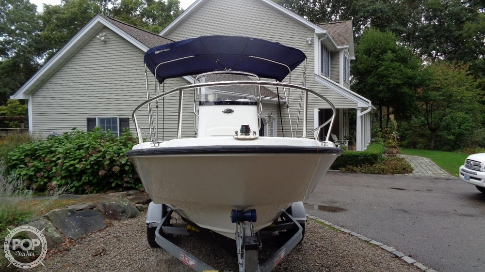 2004 Boston Whaler boat for sale, model of the boat is 190 Nantucket & Image # 19 of 41