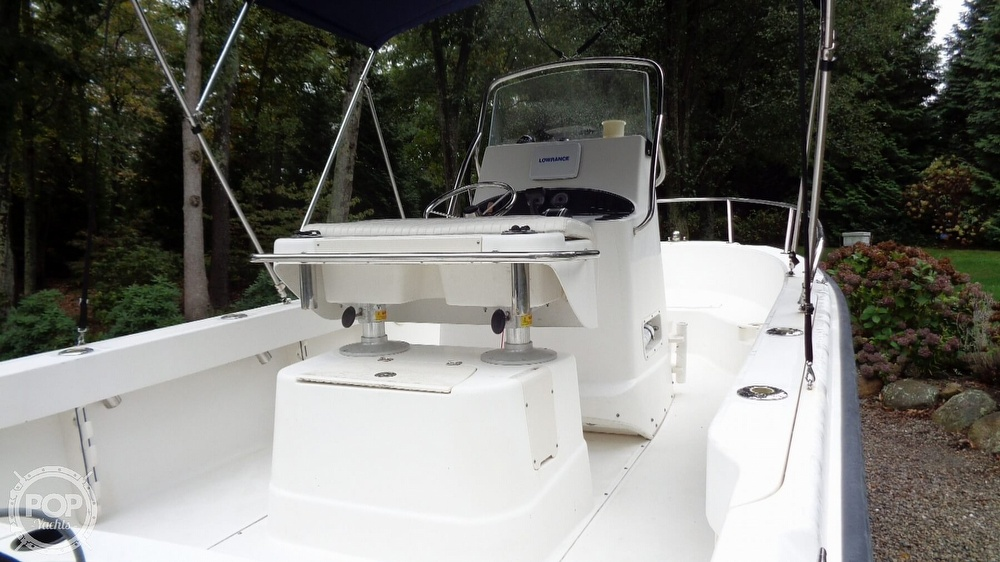 2004 Boston Whaler boat for sale, model of the boat is 190 Nantucket & Image # 25 of 41