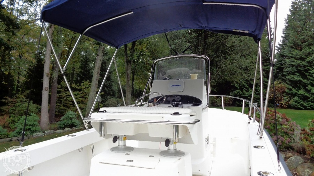 2004 Boston Whaler boat for sale, model of the boat is 190 Nantucket & Image # 26 of 41