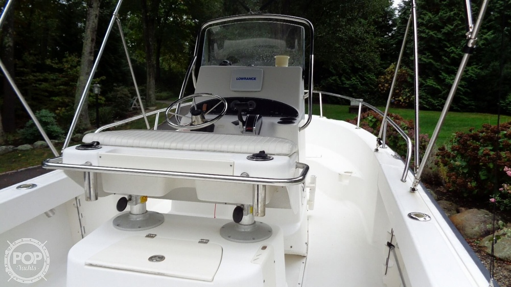 2004 Boston Whaler boat for sale, model of the boat is 190 Nantucket & Image # 28 of 41