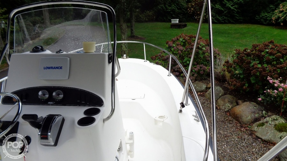 2004 Boston Whaler boat for sale, model of the boat is 190 Nantucket & Image # 30 of 41
