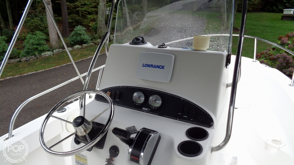 2004 Boston Whaler boat for sale, model of the boat is 190 Nantucket & Image # 32 of 41
