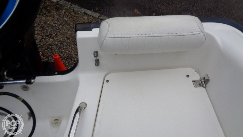 2004 Boston Whaler boat for sale, model of the boat is 190 Nantucket & Image # 37 of 41