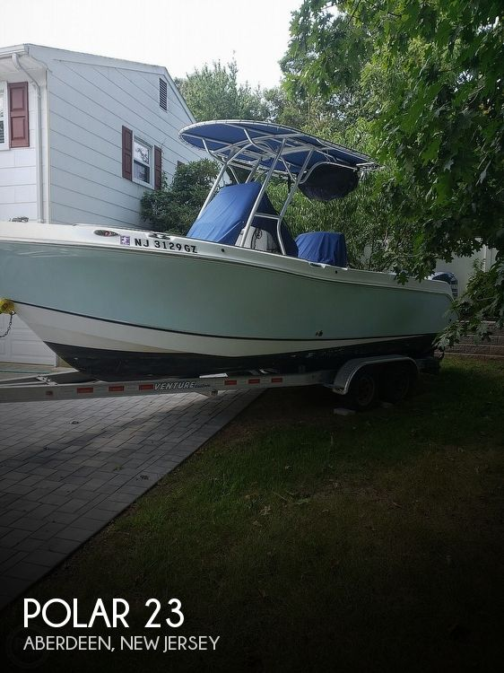 Used Polar Boats For Sale by owner | 2007 Polar 23