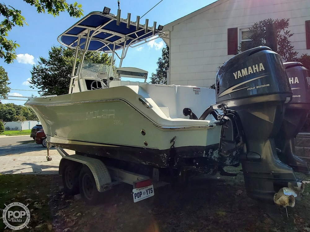 2007 Polar boat for sale, model of the boat is 2310 & Image # 4 of 40
