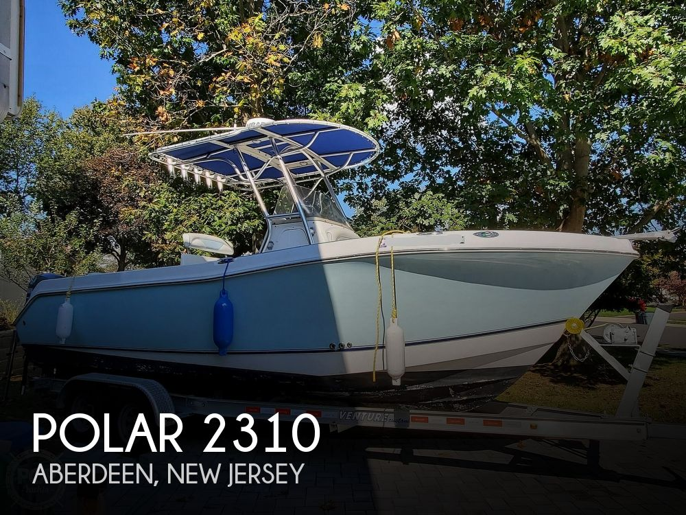 2007 Polar boat for sale, model of the boat is 2310 & Image # 1 of 40