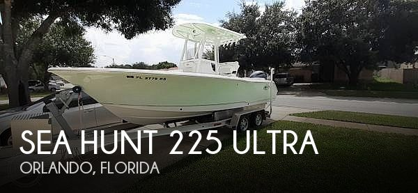 Used Sea Hunt 22 Boats For Sale by owner | 2018 Sea Hunt 225 Ultra