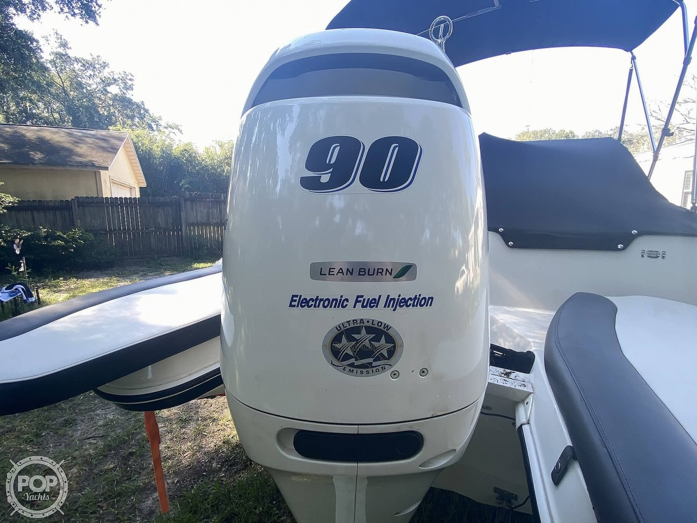 2016 Stingray boat for sale, model of the boat is 191 & Image # 15 of 40