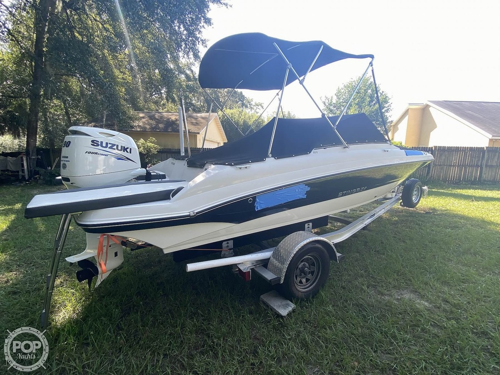2016 Stingray boat for sale, model of the boat is 191 & Image # 13 of 40