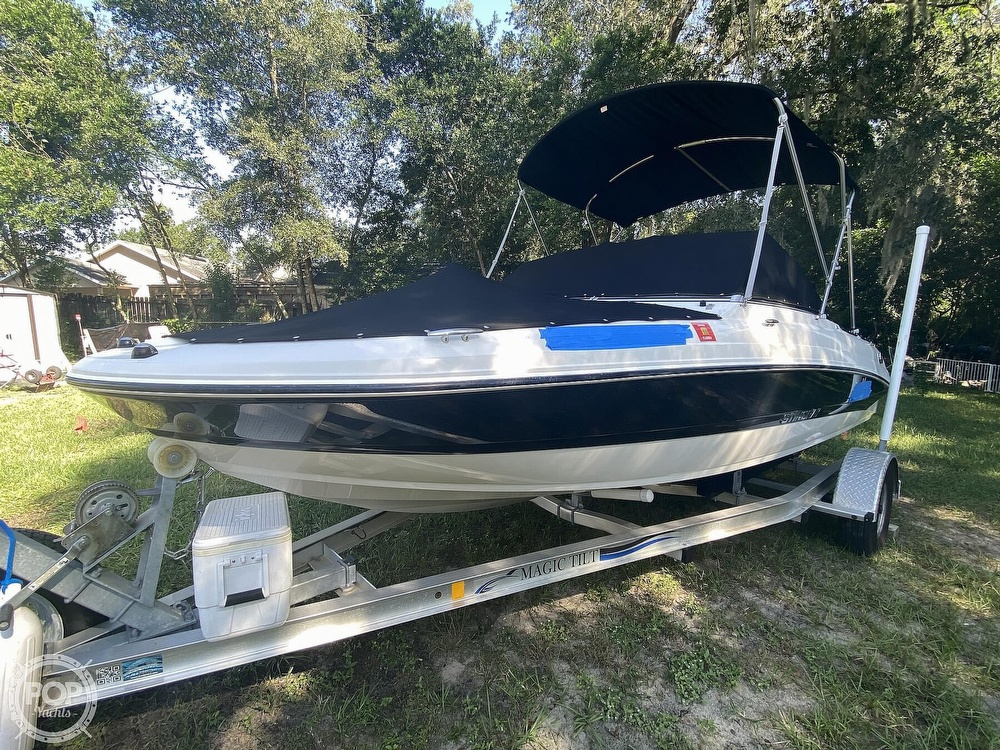 2016 Stingray boat for sale, model of the boat is 191 & Image # 19 of 40