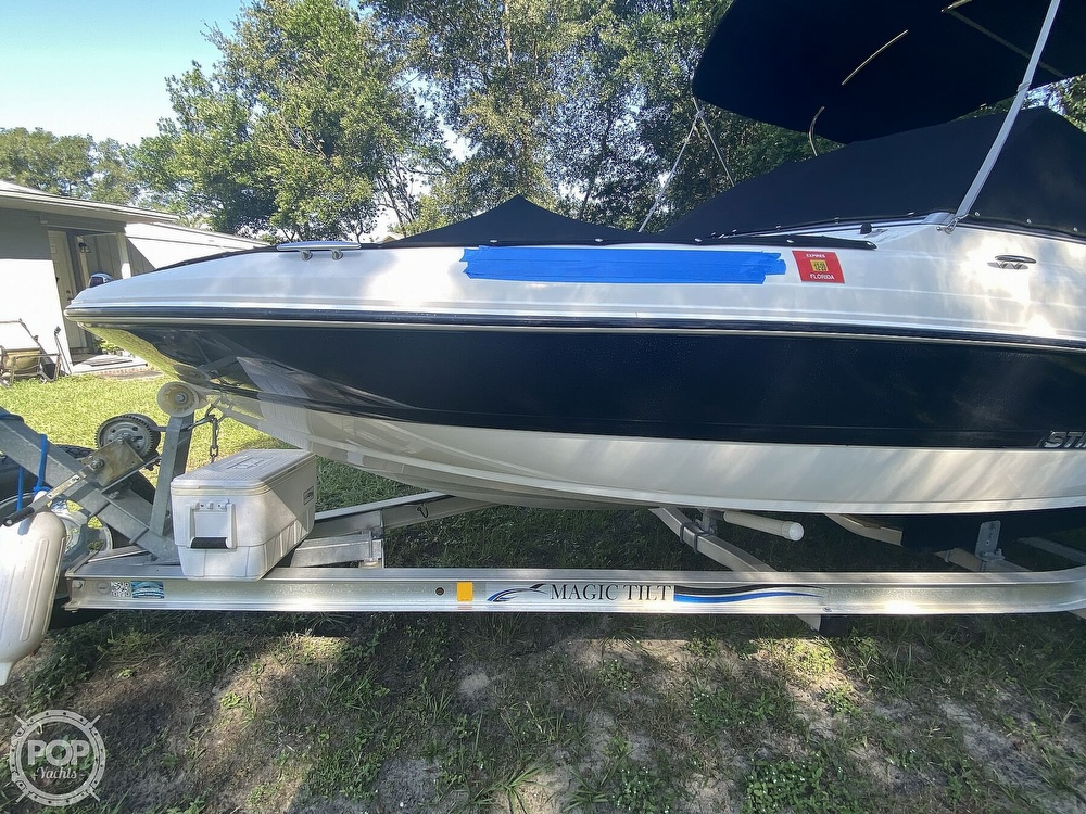 2016 Stingray boat for sale, model of the boat is 191 & Image # 20 of 40
