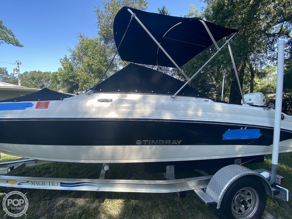 2016 Stingray boat for sale, model of the boat is 191 & Image # 21 of 40