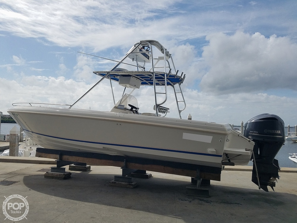 1998 Intrepid boat for sale, model of the boat is 339 Center Console & Image # 2 of 40