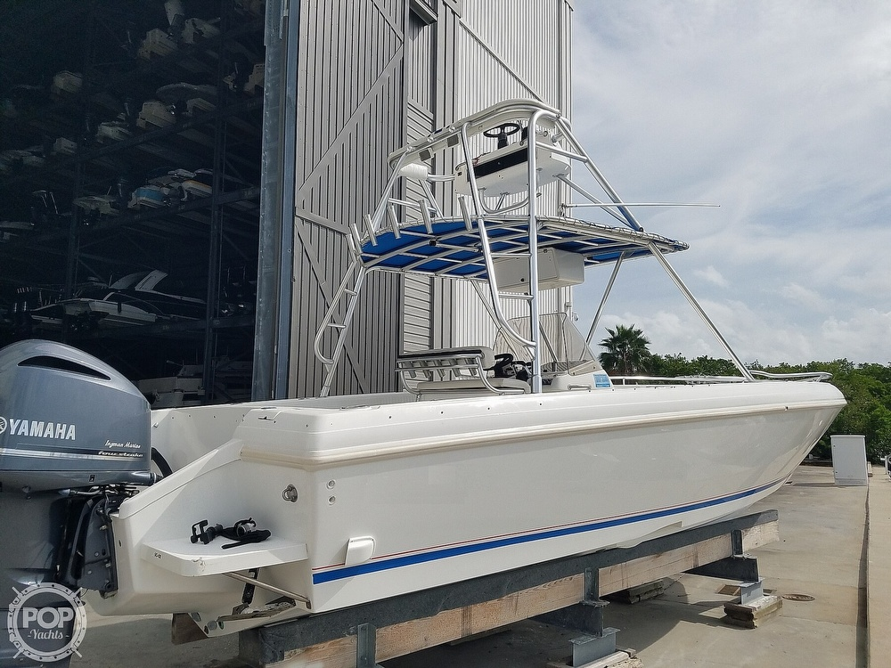 1998 Intrepid boat for sale, model of the boat is 339 Center Console & Image # 17 of 40