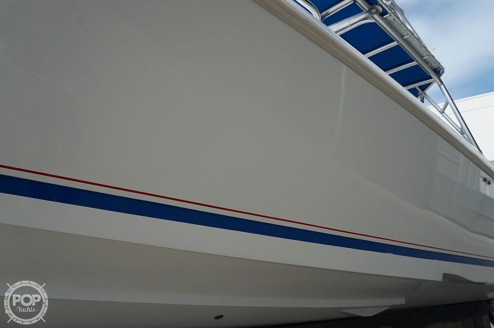 1998 Intrepid boat for sale, model of the boat is 339 Center Console & Image # 24 of 40