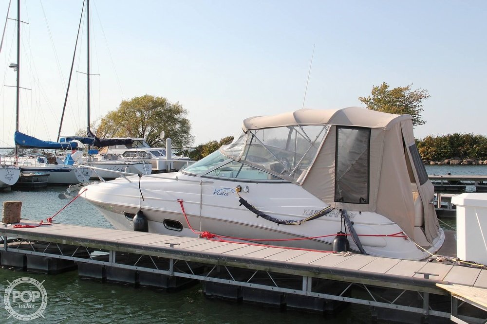 2006 Four Winns boat for sale, model of the boat is 248 Vista & Image # 31 of 40