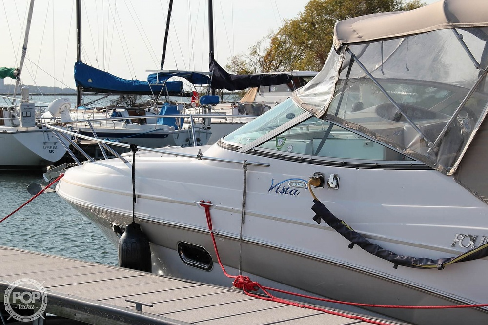 2006 Four Winns boat for sale, model of the boat is 248 Vista & Image # 32 of 40