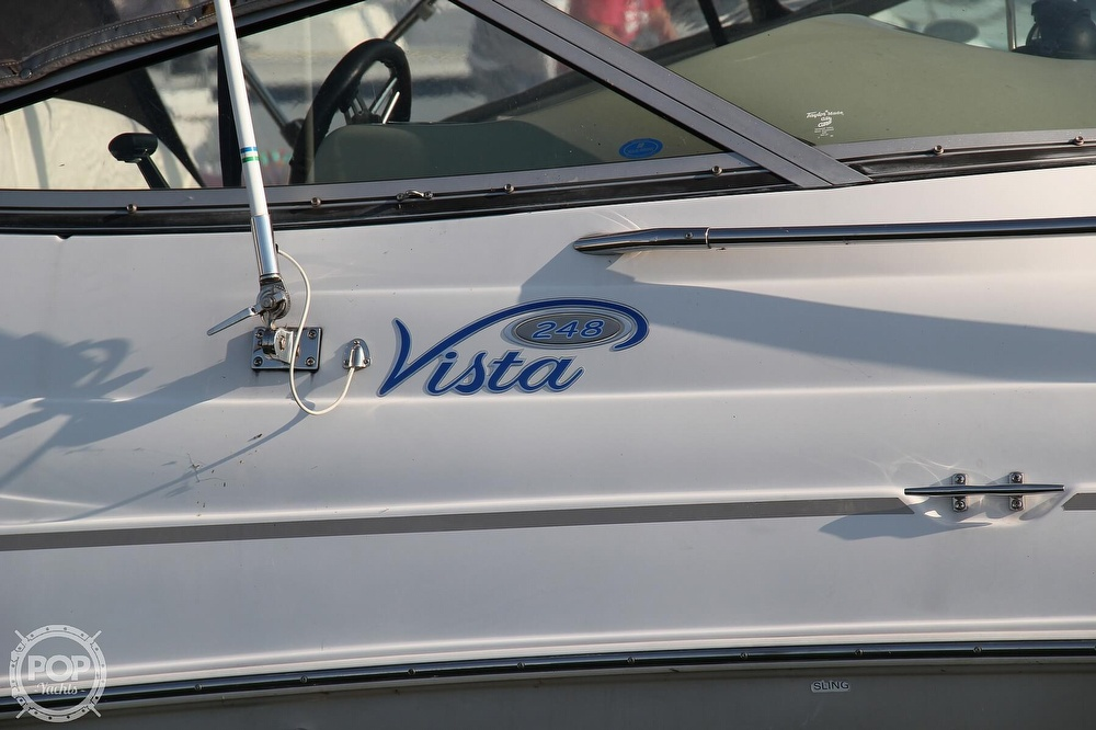 2006 Four Winns boat for sale, model of the boat is 248 Vista & Image # 35 of 40