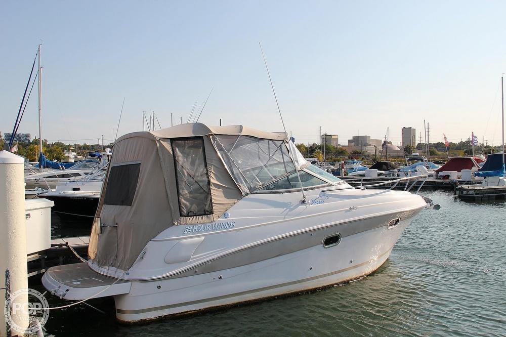 2006 Four Winns boat for sale, model of the boat is 248 Vista & Image # 37 of 40