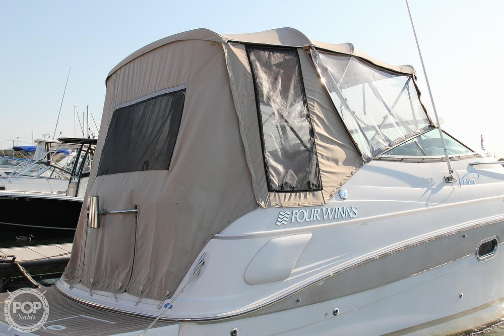2006 Four Winns boat for sale, model of the boat is 248 Vista & Image # 39 of 40
