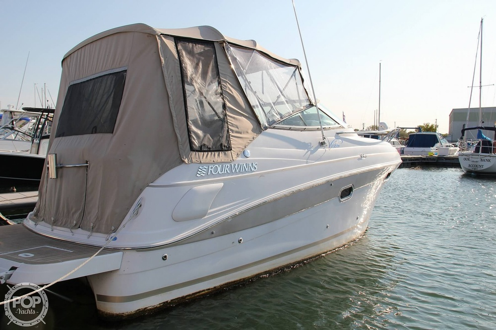 2006 Four Winns boat for sale, model of the boat is 248 Vista & Image # 40 of 40