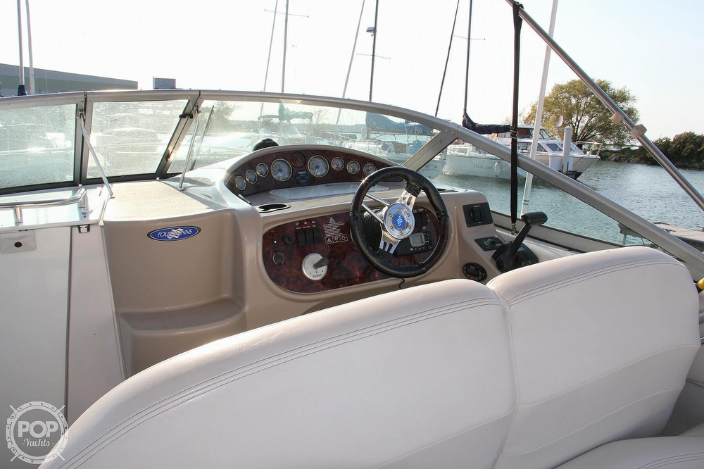 2006 Four Winns boat for sale, model of the boat is 248 Vista & Image # 11 of 40