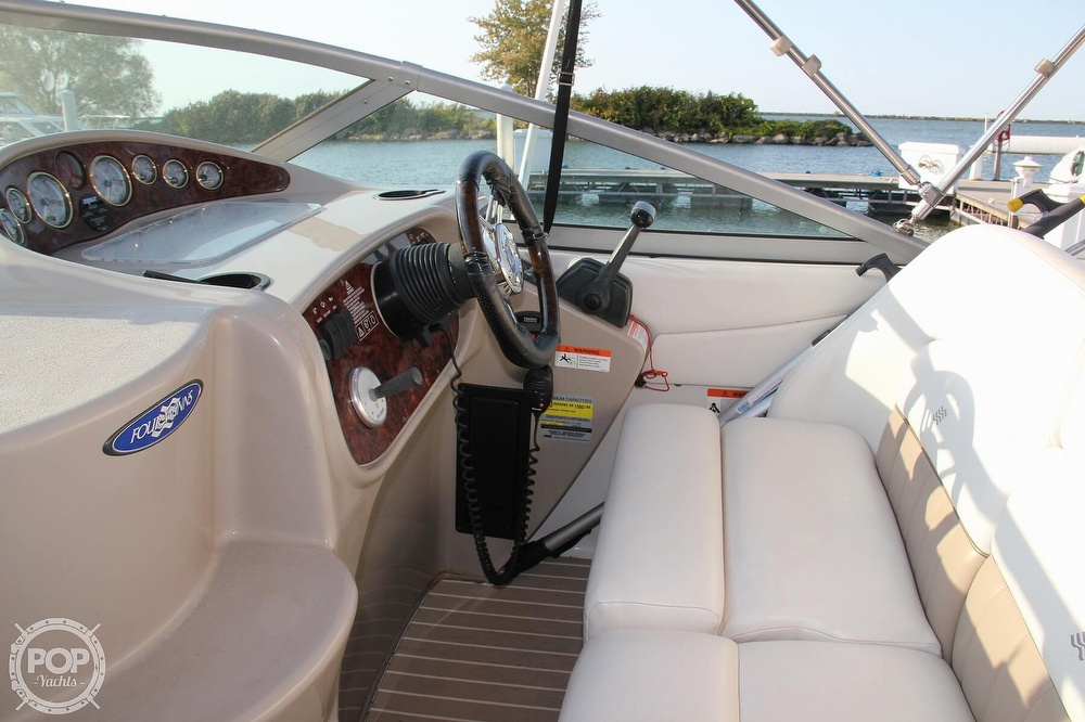 2006 Four Winns boat for sale, model of the boat is 248 Vista & Image # 13 of 40