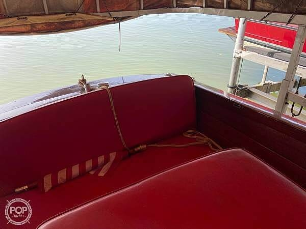 1953 Chris Craft boat for sale, model of the boat is Utility 771-C & Image # 4 of 4