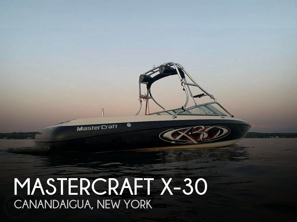 Used Ski Boats For Sale in Syracuse, New York by owner | 2001 Mastercraft X30