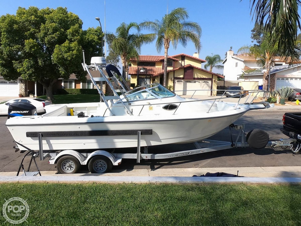 1998 Starcraft boat for sale, model of the boat is 2490 Expedition & Image # 3 of 40